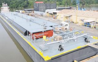 Inland Tank Barge