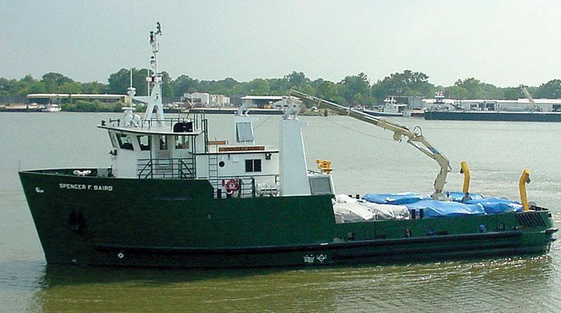 U.S. Fish & Wildlife Service Survey/Fishing Vessel