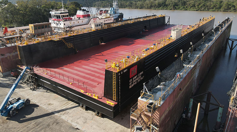 USACE Conversion Dry-Dock